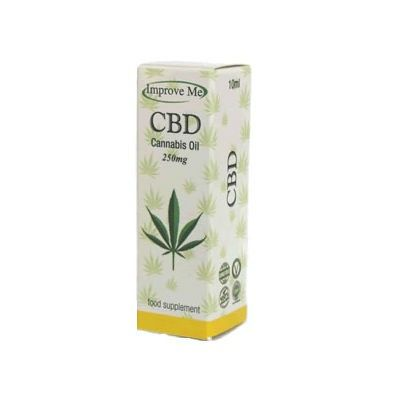 Improve Me 250mg Full Spectrum CBD
